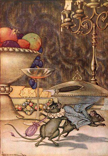Le rat de ville et le rat des champs - Canciones infantiles francesas - Francia - Mamá Lisa's World en español: Canciones infantiles del mundo entero  - Intro Image