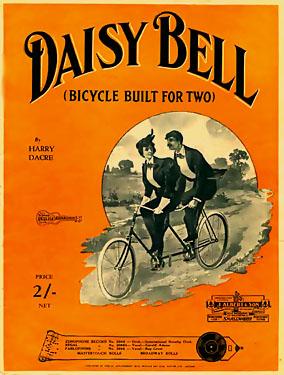 Daisy Bell (A Bicycle Built for Two) - Chansons enfantines  américaines - États-Unis - Mama Lisa's World en français: Comptines et chansons pour les enfants du monde entier  - Intro Image