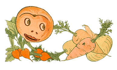 Do You Carrot All for Me? - American Children's Songs - The USA - Mama Lisa's World: Children's Songs and Rhymes from Around the World  - Intro Image