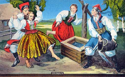 Śmigus - Polish Children's Songs - Poland - Mama Lisa's World: Children's Songs and Rhymes from Around the World  - Intro Image