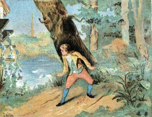 En passant près d'un p'tit bois  - (Le peureux) - French Children's Songs - France - Mama Lisa's World: Children's Songs and Rhymes from Around the World  - Intro Image
