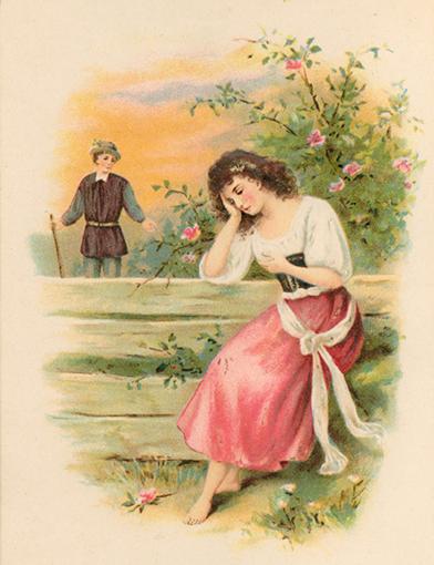 Heidenröslein<br />(Little Rose on the Moor)