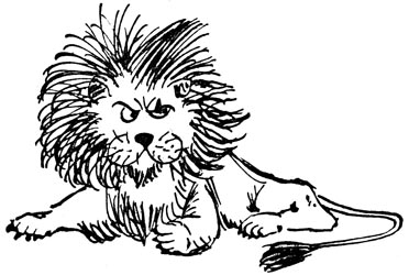 The Lion - (By Hilaire Belloc) - English Children's Songs - England - Mama Lisa's World: Children's Songs and Rhymes from Around the World  - Intro Image