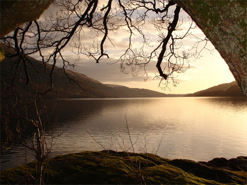 Bonnie Banks O' Loch Lomond - Scottish Children's Songs - Scotland - Mama Lisa's World: Children's Songs and Rhymes from Around the World  - Intro Image
