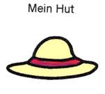 Mein Hut, der hat drei Ecken - Chansons enfantines allemandes - Allemagne - Mama Lisa's World en français: Comptines et chansons pour les enfants du monde entier  - Intro Image