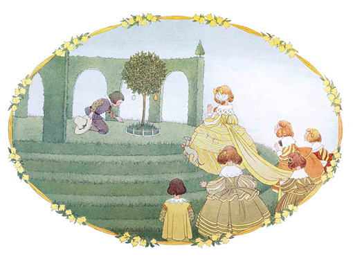 I Had a Little Nut Tree - English Children's Songs - England - Mama Lisa's World: Children's Songs and Rhymes from Around the World 1