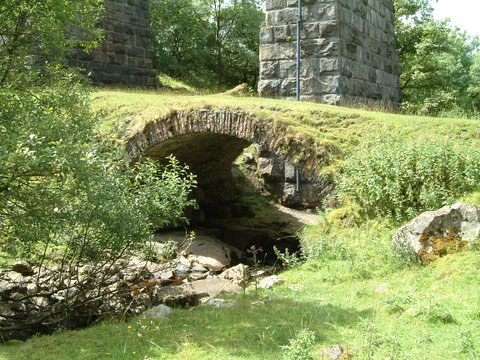 Photo of a Packhorse Bridge
