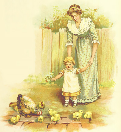 Dodo dinette - French Children's Songs - France - Mama Lisa's World: Children's Songs and Rhymes from Around the World  - Comment After Song Image
