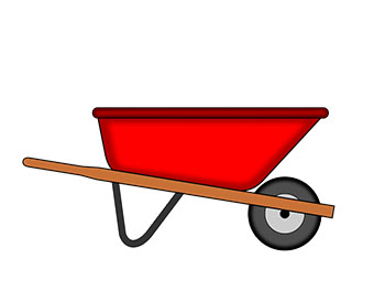 The Red Wheelbarrow - American Children's Songs - The USA - Mama Lisa's World: Children's Songs and Rhymes from Around the World  - Intro Image