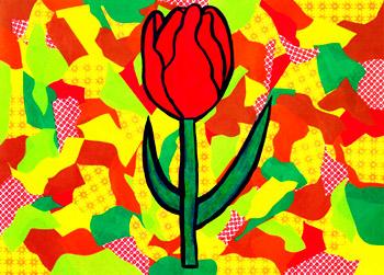 Il était une fois une fleur - Chansons enfantines françaises - France - Mama Lisa's World en français: Comptines et chansons pour les enfants du monde entier  - Intro Image