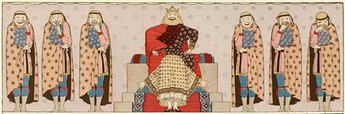 Le bon roi Dagobert - Chansons enfantines françaises - France - Mama Lisa's World en français: Comptines et chansons pour les enfants du monde entier  - Intro Image