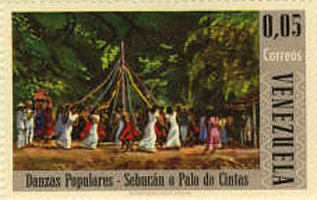 El sebucán - Venezuelan Children's Songs - Venezuela - Mama Lisa's World: Children's Songs and Rhymes from Around the World  - Intro Image