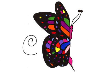 Fly, Fly, Fly, The Butterfly - Chansons enfantines  américaines - États-Unis - Mama Lisa's World en français: Comptines et chansons pour les enfants du monde entier  - Intro Image