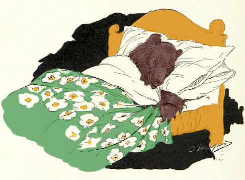 Björnen sover<br />(The Bear is Sleeping)