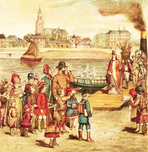 Na świętego Mikołaja - Chansons enfantines polonaises   - Pologne - Mama Lisa's World en français: Comptines et chansons pour les enfants du monde entier  - Intro Image