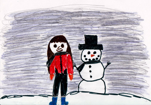 Qué felicidad, el invierno llegó - Chansons enfantines mexicaines - Mexique - Mama Lisa's World en français: Comptines et chansons pour les enfants du monde entier  - Intro Image