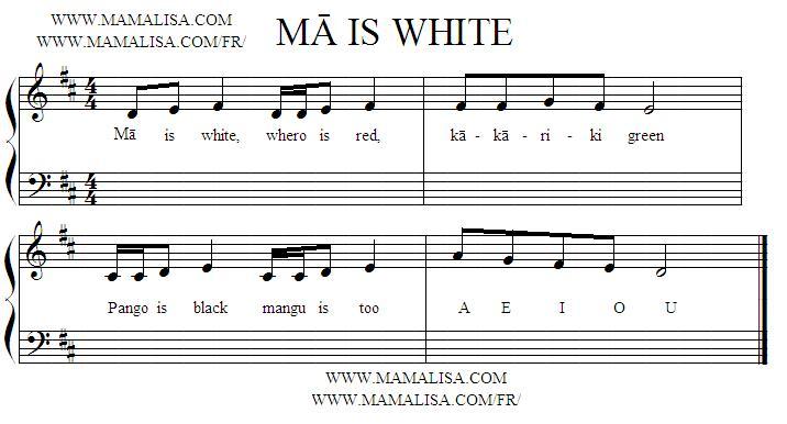 Sheet Music -