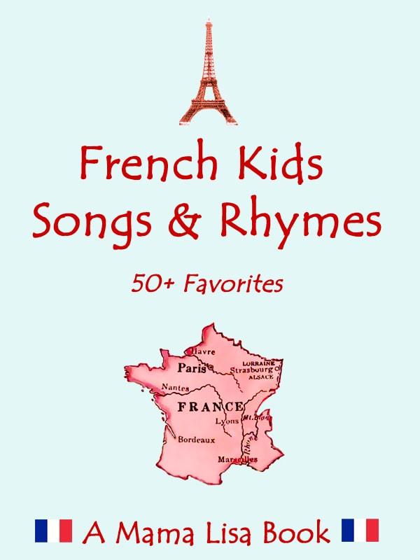 À cheval sur mon bidet - French Children's Songs - France - Mama