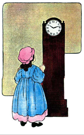 The Clock - English Children's Songs - England - Mama Lisa's World: Children's Songs and Rhymes from Around the World  - Intro Image